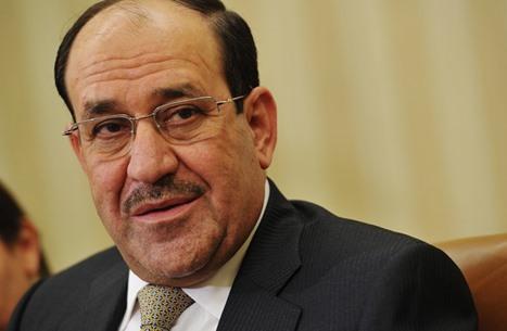 """""""المالكي"""" يتحدث عن """"خلل"""" بانتخابات العراق ويدعو لمعالجته"""