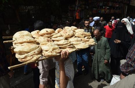 السيسي: حان الوقت لزيادة سعر رغيف الخبز المدعم (شاهد)