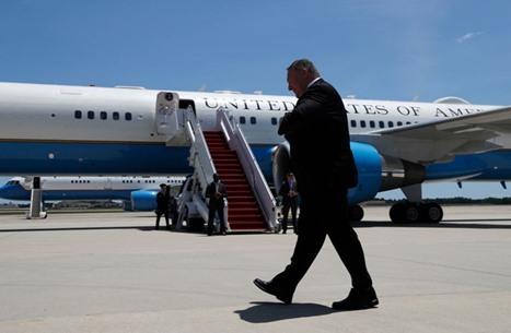 ما وراء اتهام بومبيو لإيران بإيواء القاعدة قبل رحيله؟