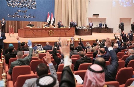 تشكيل تكتل برلماني سني بالعراق يضم ٥ قوى سياسية