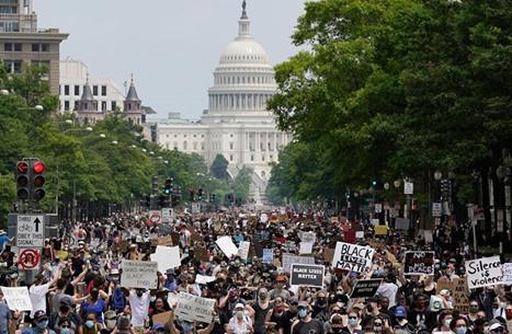 وسط استقطاب حاد.. الأمريكيون يحيون ذكرى الاستقلال (شاهد)