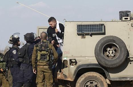 الاحتلال يشن حملة اعتقالات في الضفة تطال أسرى محررين