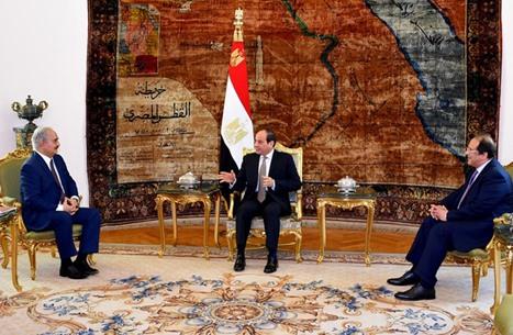 كاتب روسي: مصر لا تستبعد تقسيم ليبيا إلى ثلاثة أجزاء