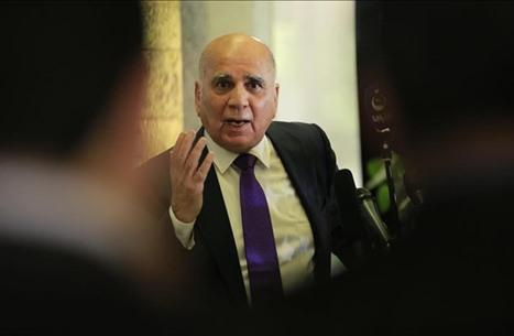 وزير خارجية العراق يزور موسكو على رأس وفد حكومي