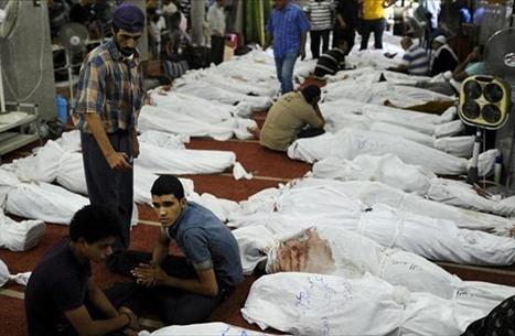 """هذه حقيقة مذبحة رابعة كما وثقتها """"هيومن رايتس ووتش"""" في 2014"""