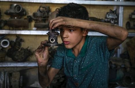 ارتفاع عمالة الأطفال عالميا إلى 160 مليون طفل (إنفوغراف)