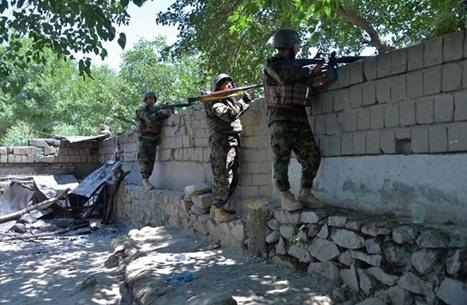 الناتو يتواصل مع قطر لتدريب القوات الأفغانية بعد الانسحاب