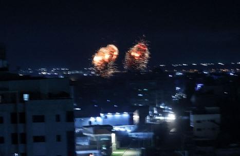 الاحتلال يقصف مواقع للمقاومة جنوبي غزة.. وحماس تعلّق