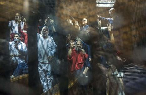 """""""المجلس العربي"""" يدعو لحملة دولية تتصدى لإعدامات مصر"""
