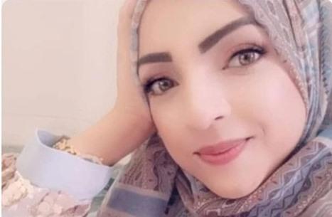 هذا آخر ما كتبته شهيدة القدس مي عفانة.. كيف علق والدها؟