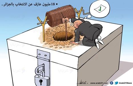18 مليون عازف عن الانتخابات في الجزائر