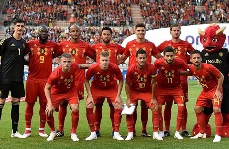 """بلجيكا ثاني منتخب يتأهل إلى ثمن نهائي """"يورو2020"""""""