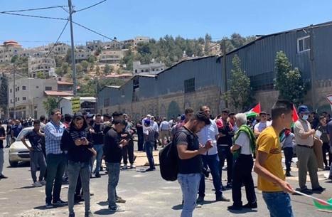 """بلدة """"بيتا"""" الفلسطينية تصارع الاستيطان وترفض """"الأمر الواقع"""""""