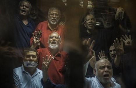 مفارقات ودلالات أحكام الإعدام النهائية في مصر (إنفوغراف)