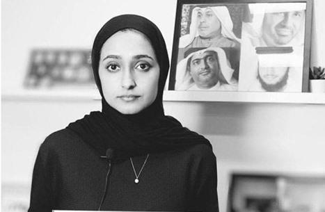 نشطاء يستذكرون موقف آلاء الصديق ضد تطبيع الإمارات (شاهد)