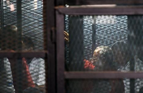 ندوة سياسية حقوقية تناقش الإعدامات الجماعية بمصر