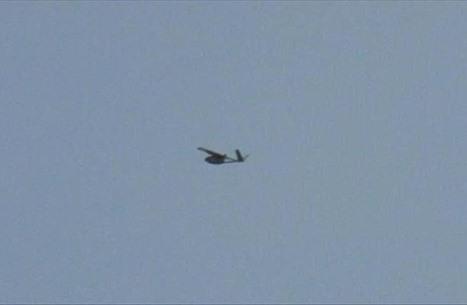 """""""الحوثي"""" تعلن إسقاط طائرة تجسس أمريكية.. الثانية في يومين"""