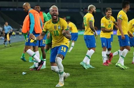 البرازيل تحقق فوزا قاتلا أمام كولومبيا في الأنفاس الأخيرة