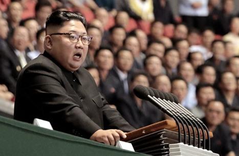 كوريا الشمالية ترغب في تخفيف العقوبات وإحياء المفاوضات
