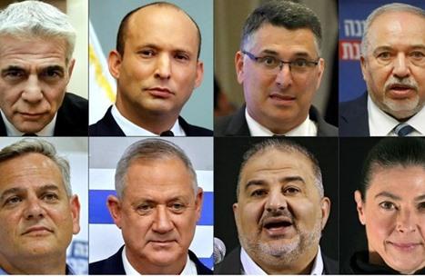 تقدير إسرائيلي يستعرض نقاط قوة وضعف قادة حكومة التغيير