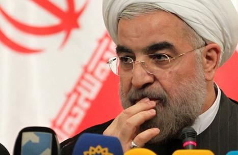 في مناظرة انتخابية.. منافسو روحاني يهاجمونه ويتهمونه بالفشل