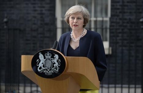 رئيسة وزراء بريطانيا تحذر أوروبا من أي إجراءات عقابية