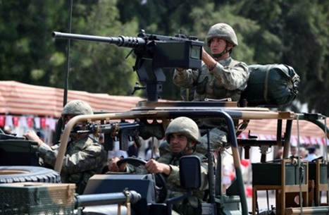 """تركيا.. مقتل 6 عناصر من """"بي كا كا"""" في غارات للجيش التركي"""