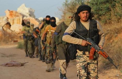 تقرير إسرائيلي: آلاف الصينيين يقاتلون بسوريا وبكين قلقة