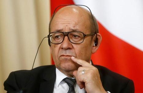 وزير خارجية فرنسا: قدمنا لحفتر دعما سياسيا لا عسكريا