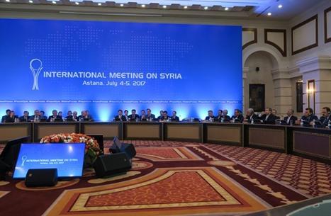"""ماذا يعني إعلان واشنطن مقاطعة """"مسار أستانا"""" للحل في سوريا؟"""