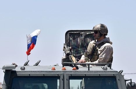 روسيا تعزز وجودها العسكري شرق الفرات.. الانسحاب غير وارد