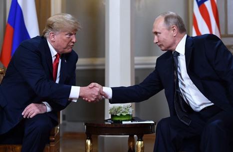 """ترامب يقترح عقد """"السبع"""" بعد الانتخابات.. ورغبة بحضور بوتين"""