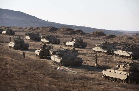 الاحتلال يواصل استعداده خشية هجوم من الشمال
