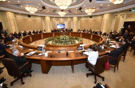 التوقيع على تحويل منتدى غاز شرق المتوسط لمنظمة إقليمية