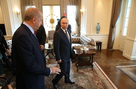 هل تقبل تركيا بالابتعاد عن روسيا إرضاء لرغبات بايدن؟