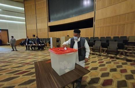 """""""الدولة الليبي"""" ينتخب المشري رئيسا لدورة ثالثة.. وعضو يعلق"""