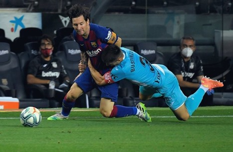 """رقم قياسي جديد لـ""""البرغوث"""" ميسي في الدوري الإسباني"""