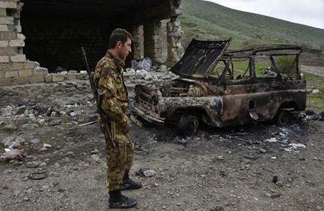 12 قتيلا في اشتباكات حدودية بين أذربيجان وأرمينيا