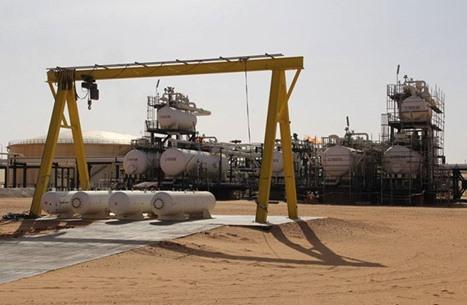 """""""النفط الليبية"""" تعلن رفع """"القوة القاهرة"""" بالمنشآت """"الآمنة"""""""