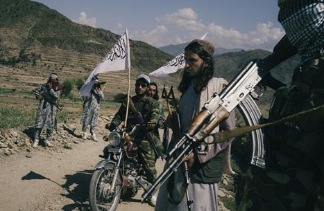 8 قتلى من قوات الأمن الأفغانية في هجوم لطالبان
