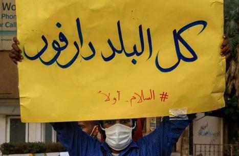 9 قتلى بفض مظاهرة شمال دارفور واتهامات للجنجويد (شاهد)