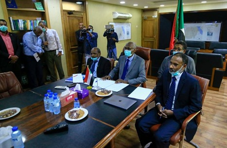 تصور سوداني لاتفاق سد النهضة.. وهذه النقاط العالقة (شاهد)