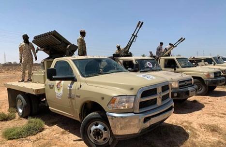 """""""بركان الغضب"""" تنفي اقتحامها لمقر اجتماعات الرئاسي الليبي"""