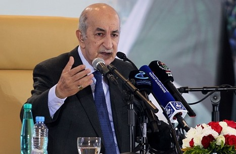 تبون يقرر مراجعة اتفاق الشراكة بين الجزائر والاتحاد الأوروبي