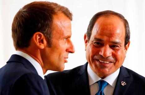 لماذا يهاجم إعلام السيسي حملة مقاطعة البضائع الفرنسية؟