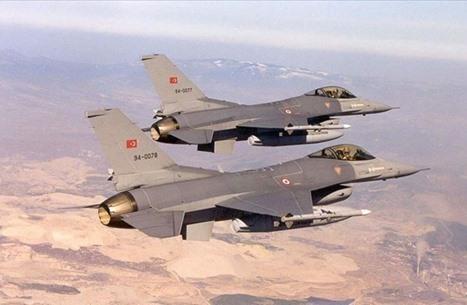 هل تتحول المعارك لحرب جوية بين مصر وتركيا بليبيا؟