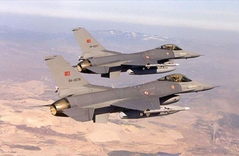 مصر والإمارات تنددان بقصف تركي شمال العراق