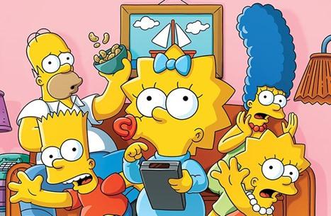 عائلة سيمبسون.. تعرف على أطول مسلسل كرتوني بالعالم (شاهد)