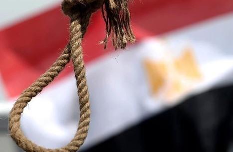 """""""رايتس ووتش"""" تدين إعدام 49 شخصا في 10 أيام بمصر"""