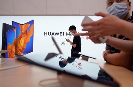 هواوي تتفوق على سامسونغ كأكثر مبيعا للهواتف الذكية